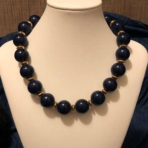 Vintage Napier bold necklace